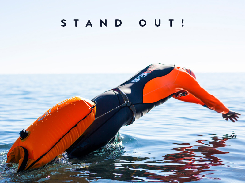 orca safety buoy tri accessories swimwear cycle superstore