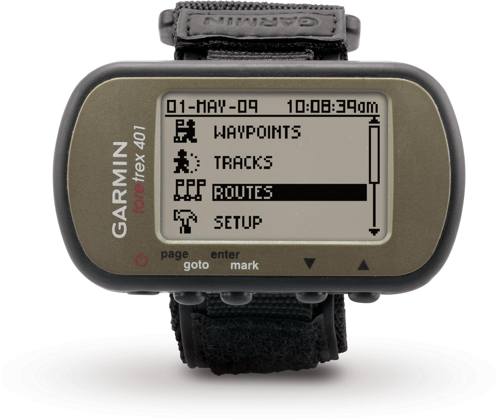 Garmin Foretrex 401 GPS Navigator Watch