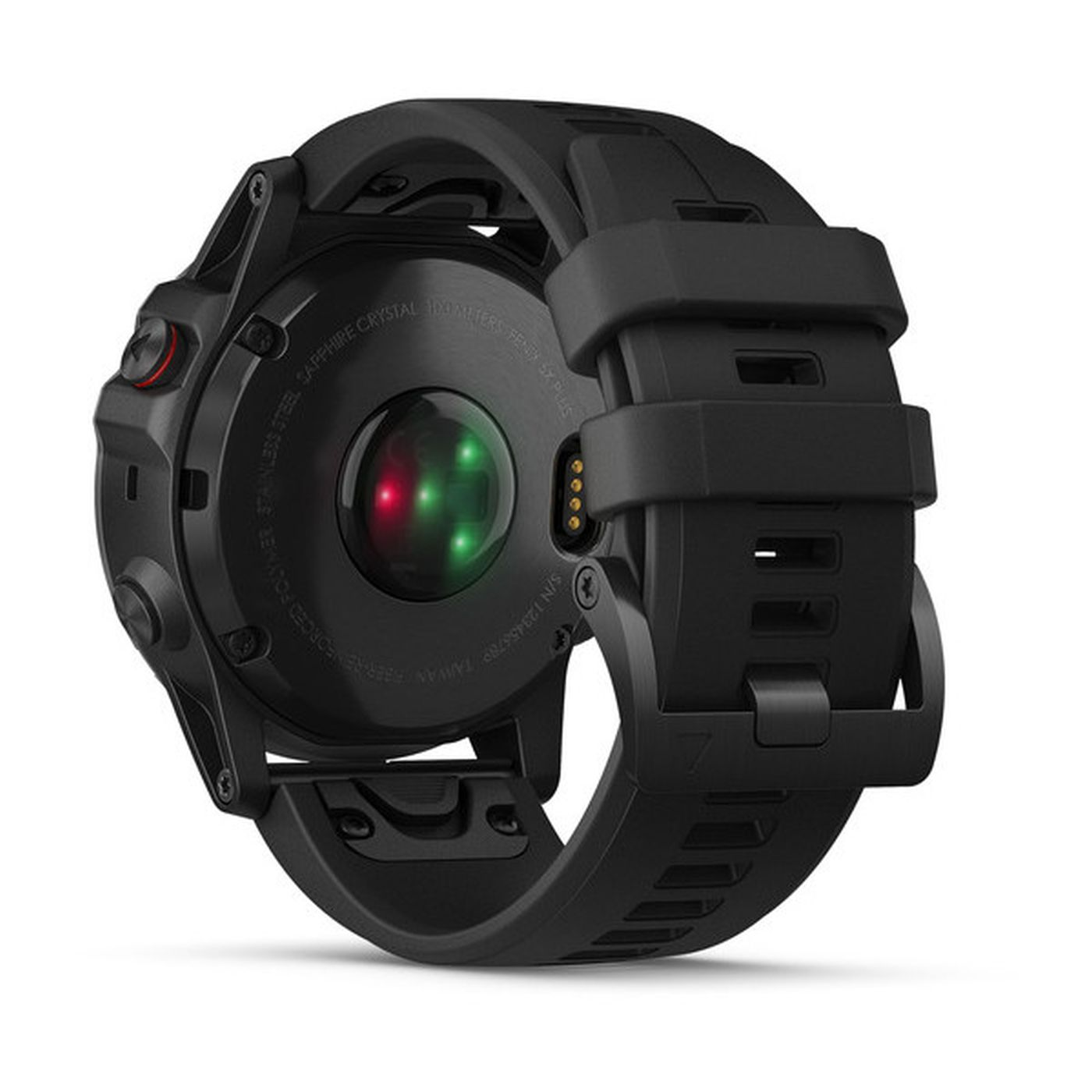 Garmin Fenix 5X Plus Sapphire Pulse Ox Black GPS Watch