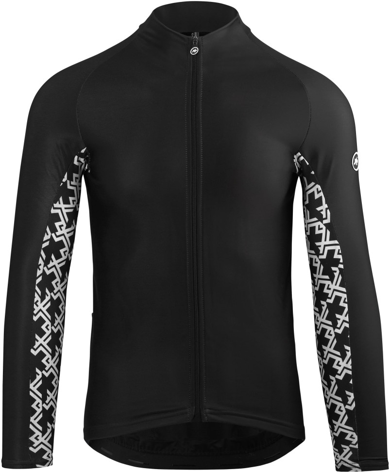 ee752c5e49f8 Assos Mille GT Spring Fall Long Sleeve Jersey - Jerseys - Cycle SuperStore
