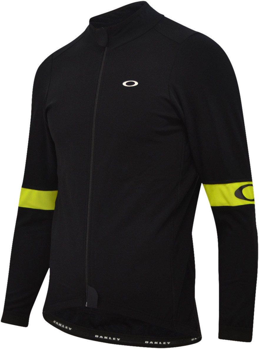 413042c95 Oakley Thermal Long Sleeve Jersey - Jerseys - Cycle SuperStore