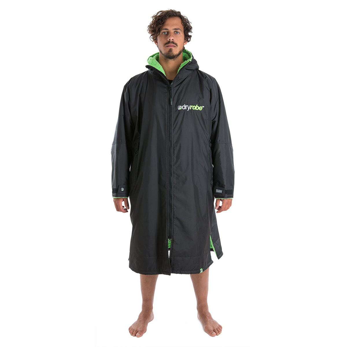 c615f92d6a Dryrobe Advance Long Sleeve Outdoor Change Robe - Tri Accessories    Swimwear - Cycle SuperStore