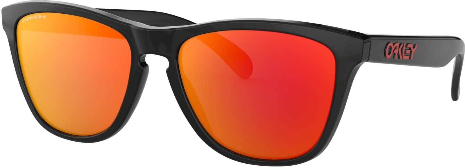 bfb043f894 Oakley Frogskins Prizm Ruby Sunglasses - Eyewear - Cycle SuperStore