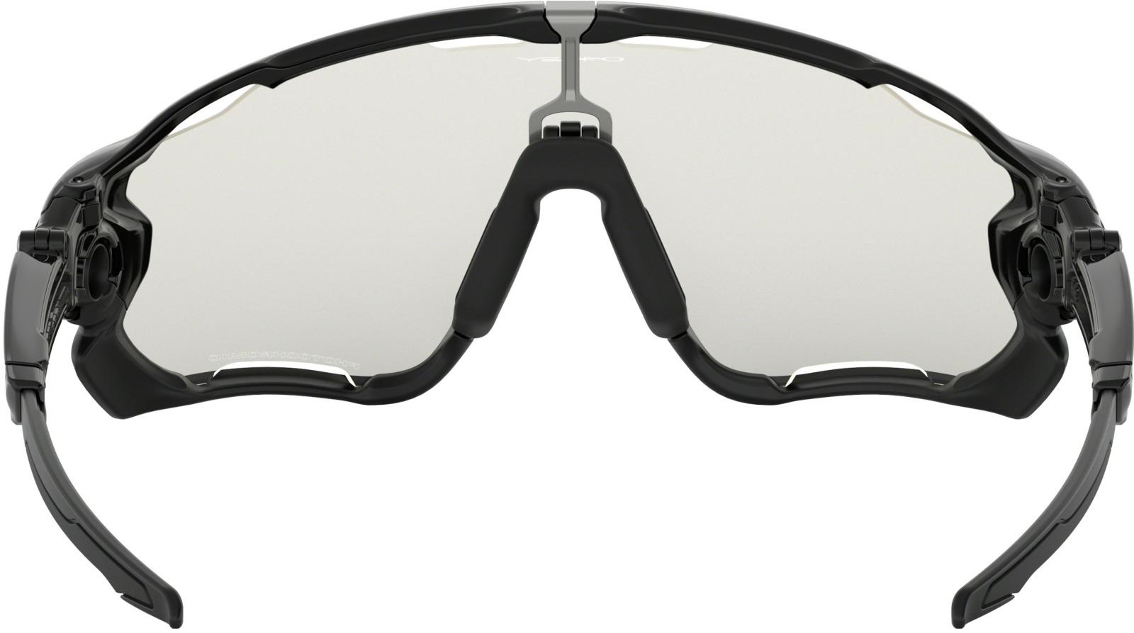 2279cb2e813 Oakley Jawbreaker Clear Black Photochromic Lenses - Eyewear - Cycle ...