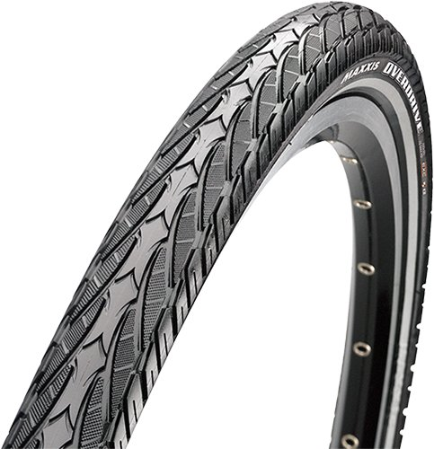 Maxxis Overdrive 27 - 5x1 - 65 Wire Commuting Tyre - Commuting ...