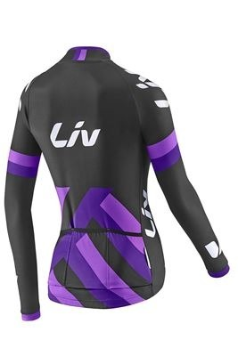 06f97a490 Giant Liv Race Day Mid-Thermal Womens Long Sleeve Jersey. Additional Image  Additional Image